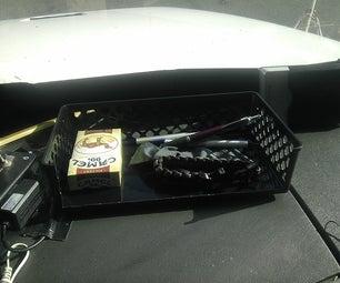 Truck Dash Basket