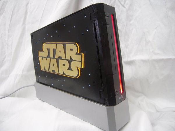 STAR WARS NINTENDO Wii