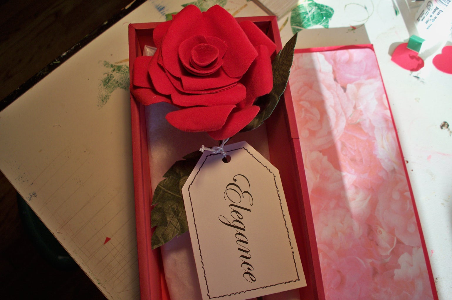 Make Several and Arrange in Bouquets, Arrangements, Etc.