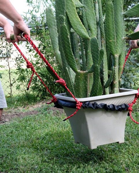 Make Your Own Hauler/Pot Lifter (15 Mins; $3)
