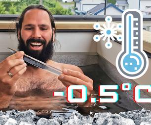 The Reverse Hot Tub / Luxury Ice Bath