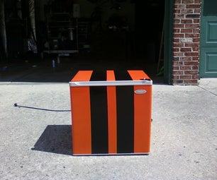 Turn a Boring Refrigerator Into a Flashy One