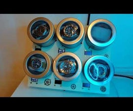 Smart Watch Winder
