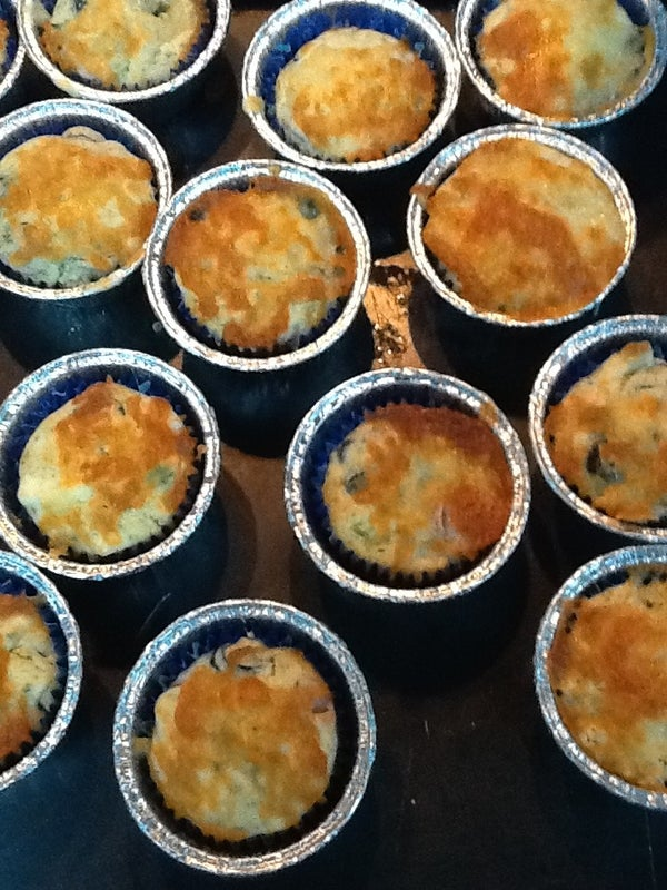 Pizza Cups