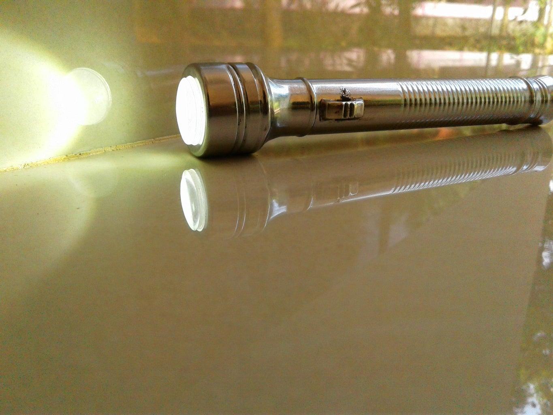 Finished New LED Flash Light