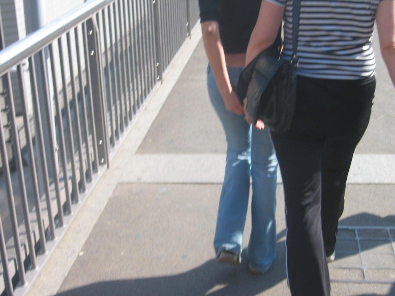 Belt? Suspenders? Bigger Pants?