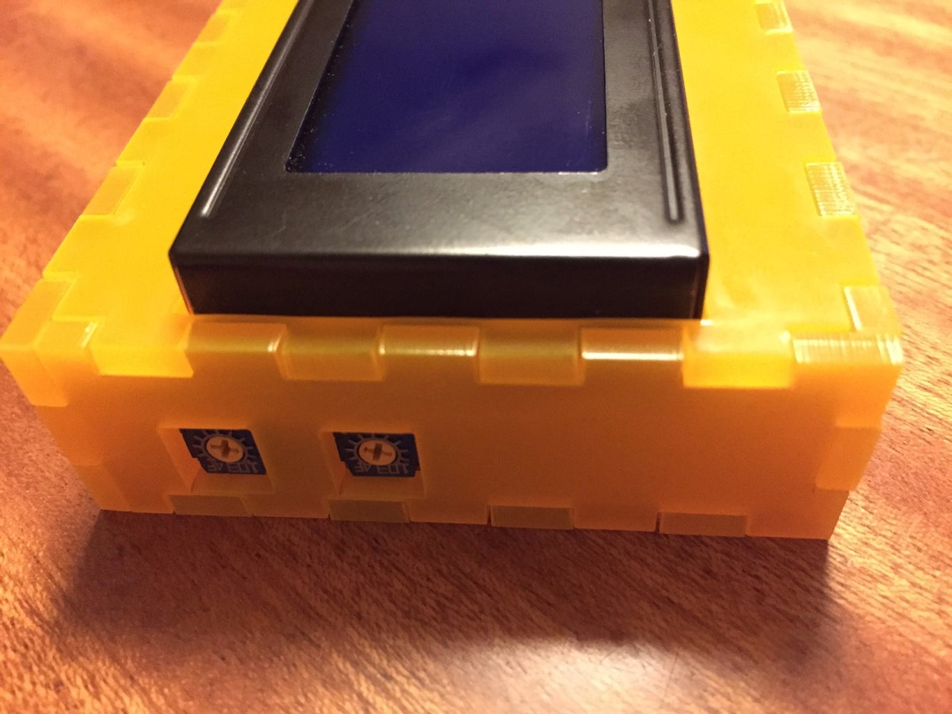 LCD V2 Case for PrintrBot Simple