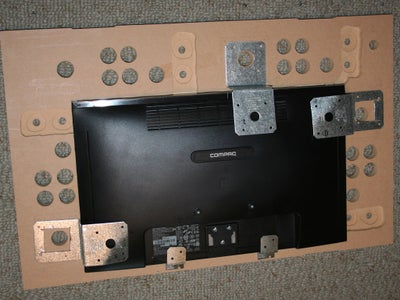 Monitor & Controllers Installation