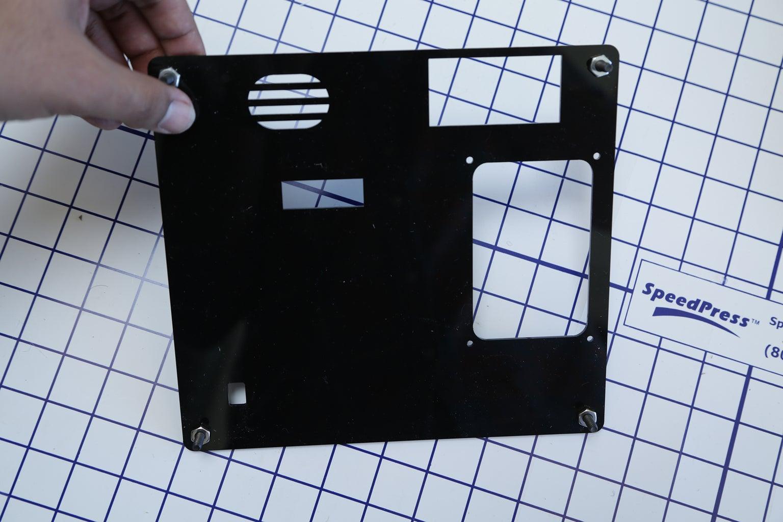 Chest Piece Frame