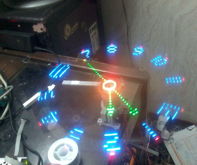 Propeller Clocks
