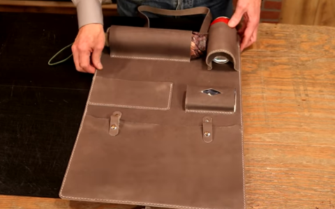 Install Your Finished Organizer