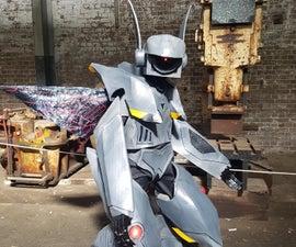 EVA Foam Robot Costume