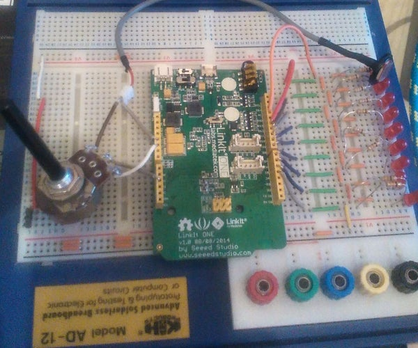 Linkit One - Activity Controlled Switching