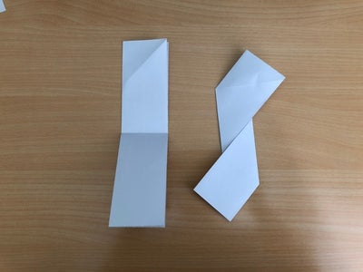 Find Middle and Fold