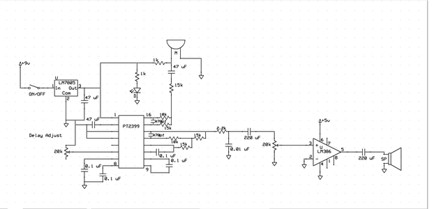 Follow the Schematic.