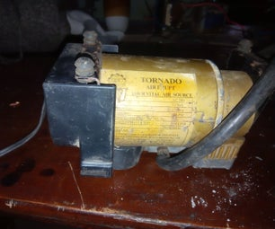 Diy Car Tire Pump Kit Repair