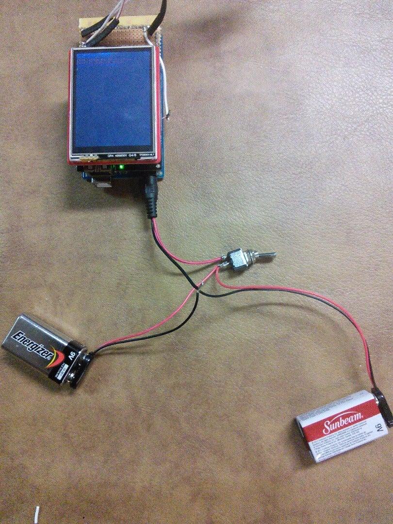 Internal Power - Connectors