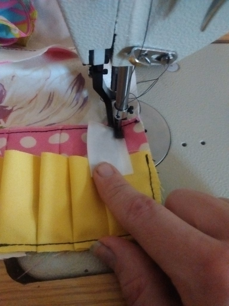 Sew on a Label