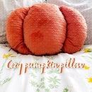 Comfy Pumpkin Pillow