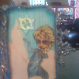 Frozen Character Altoid Tin Display
