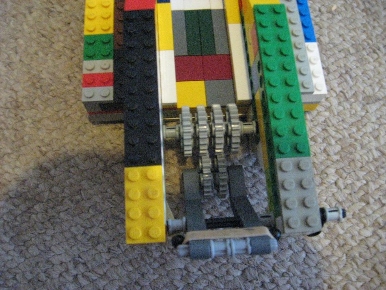 Lego CrossBow Cannon