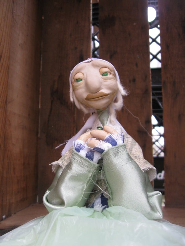 Poseable Dolls/Stop-Motion Puppets