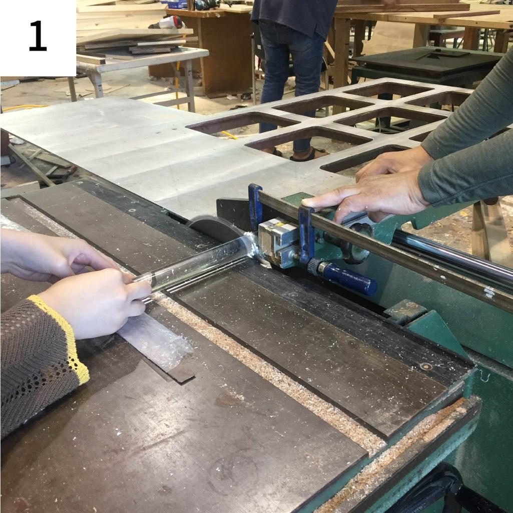 Hardware : Acrylic Cutting