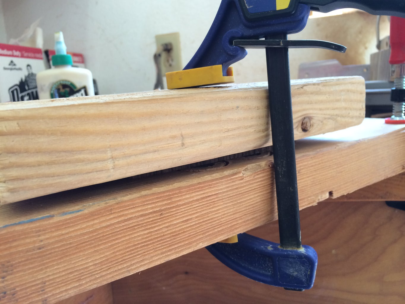 Gluing Your Layers
