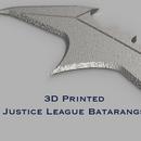 3d Printed Batarangs