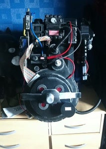 Home Made Ghostbusters Proton Pack