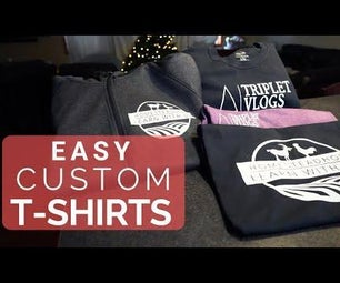How to Create Your Own Custom T-shirts