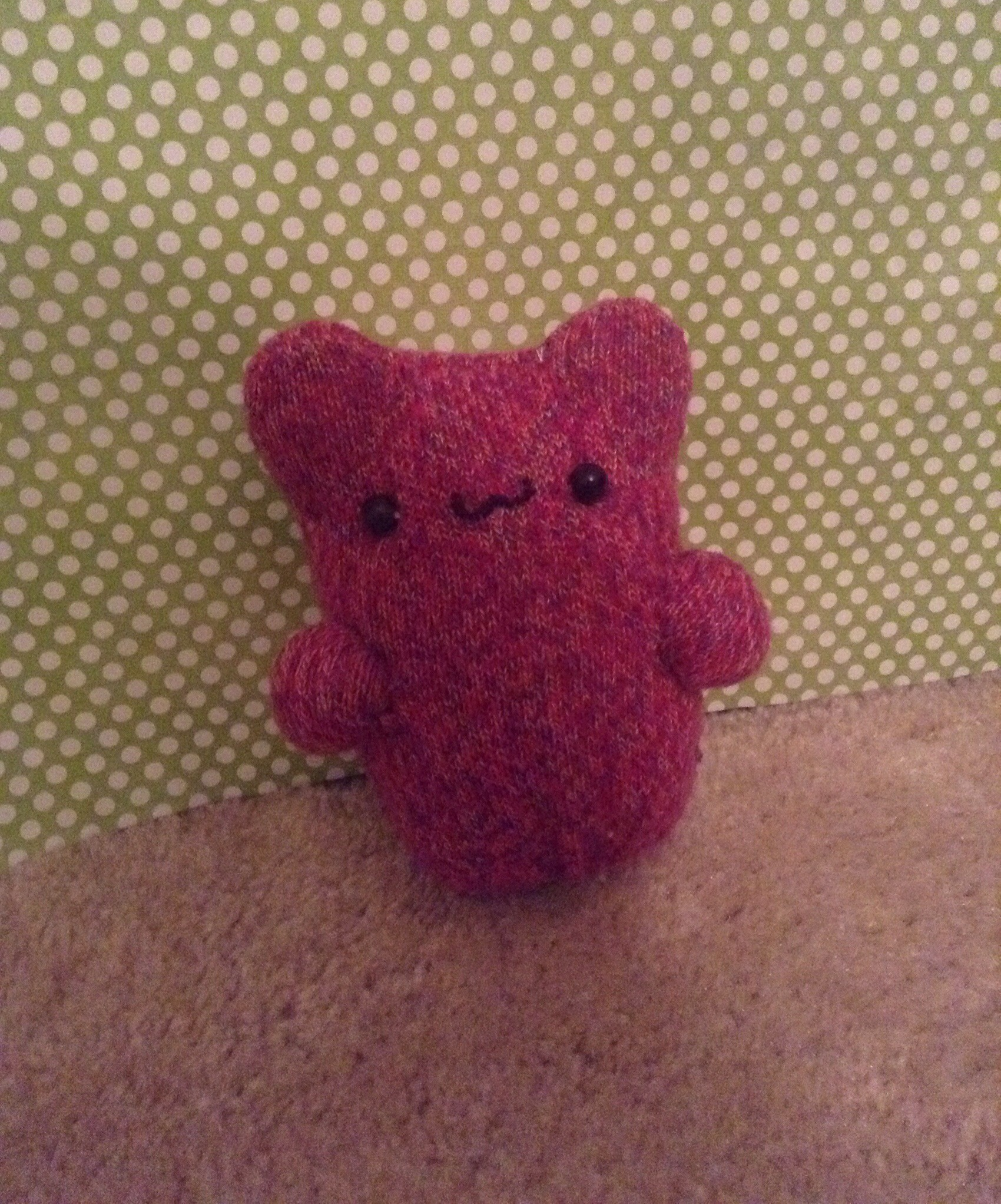 Incredibly Easy Sock Plushie