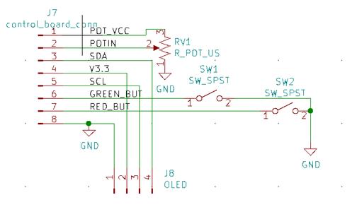Input Schematic Overview