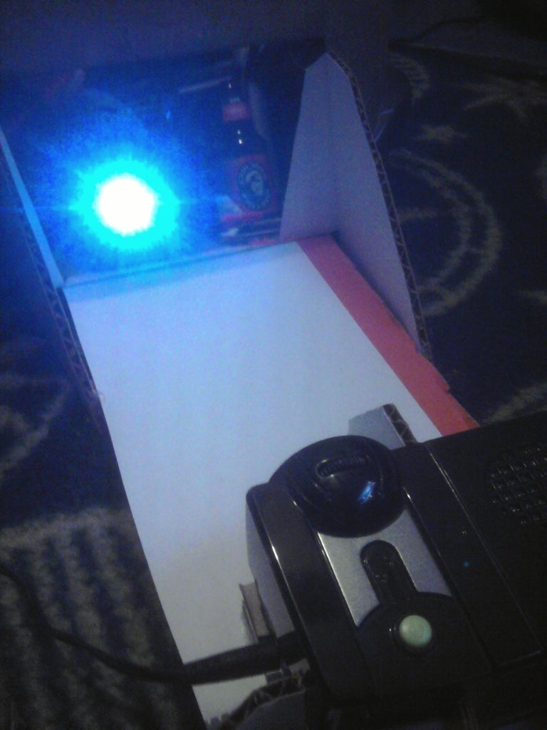 Projector Sled