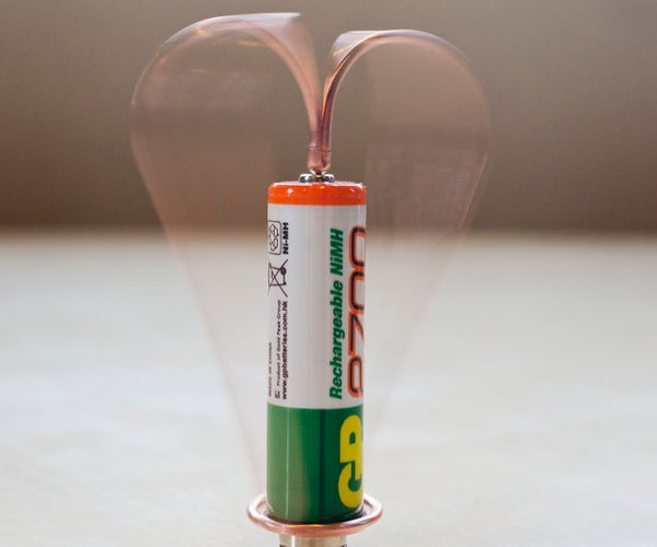 Draaiend (Valentijns)hart / Turning Heart