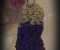 Crochet Eggplant