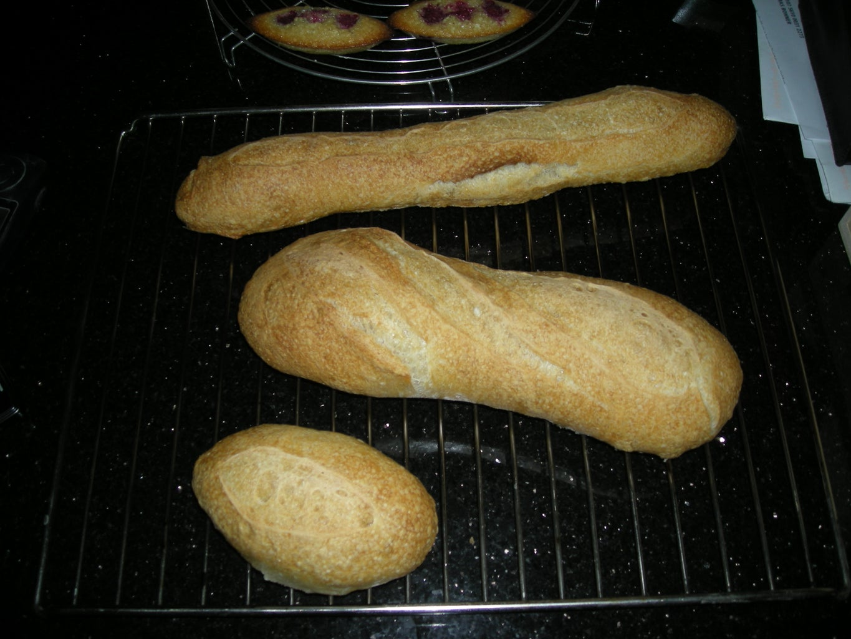 Scoring and Baking