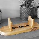 简单的小型台式木支架/持有人,用于不同的目的