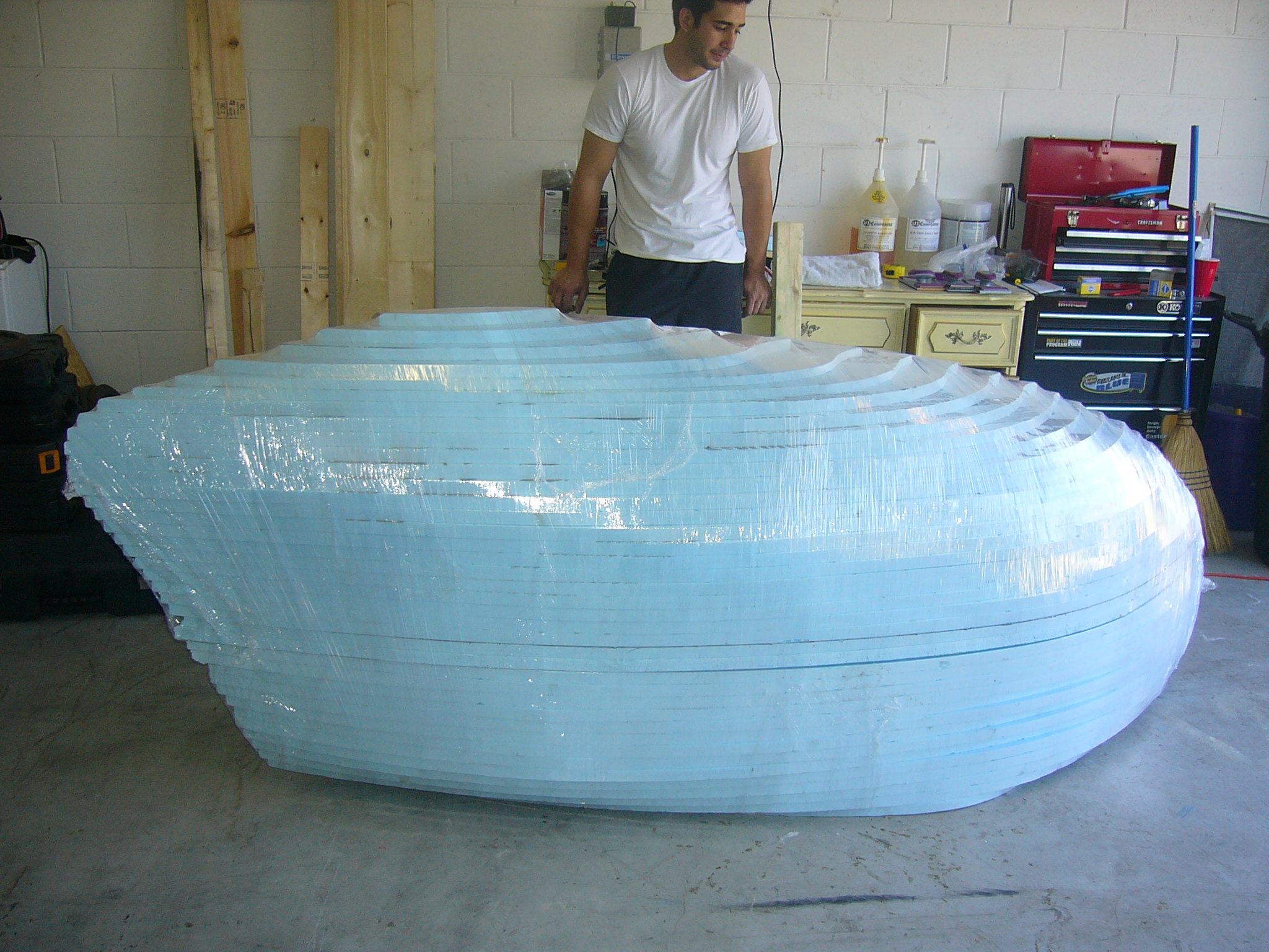 [Video] Large Scale Mold Making - Part I