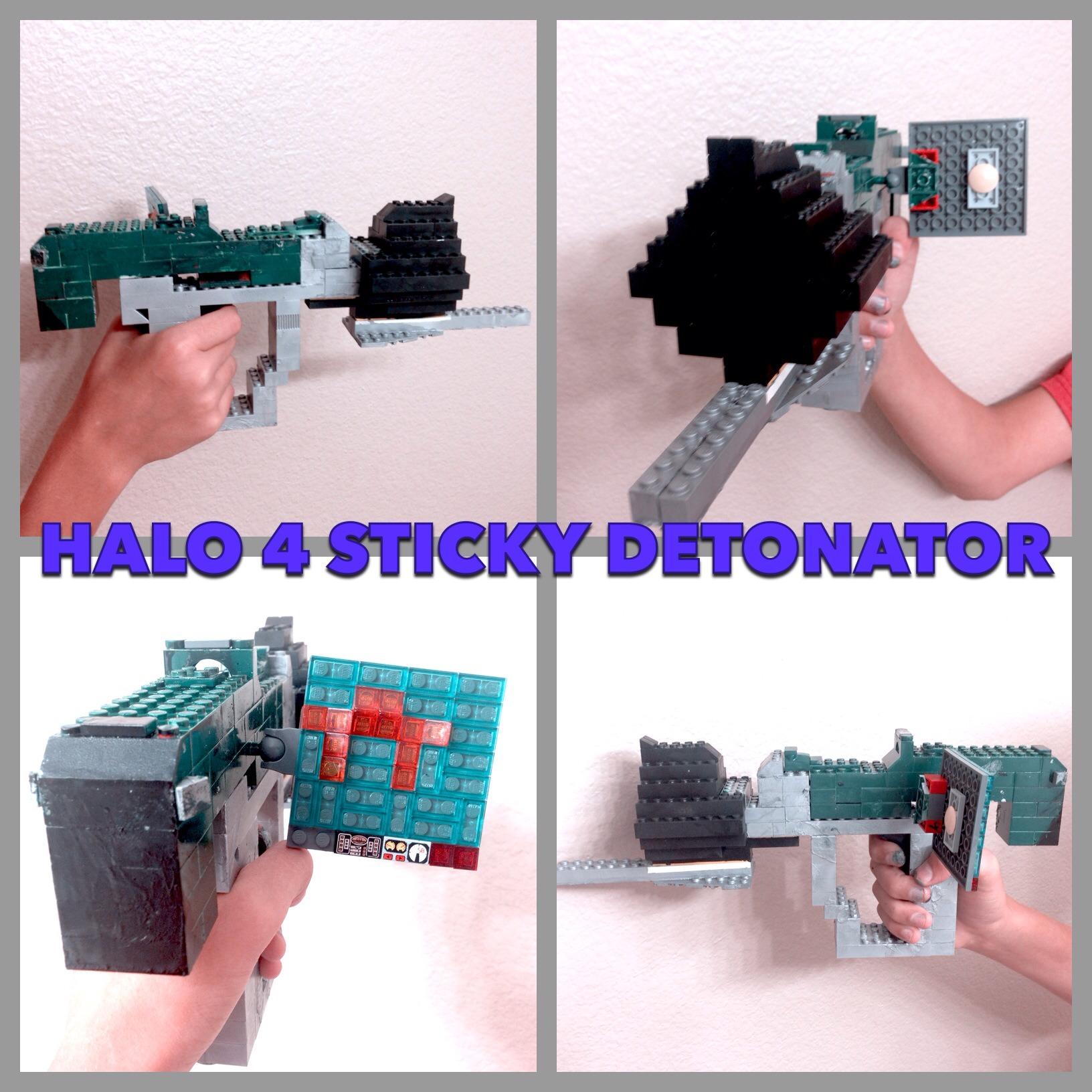 Halo 4 Sticky Detonator!