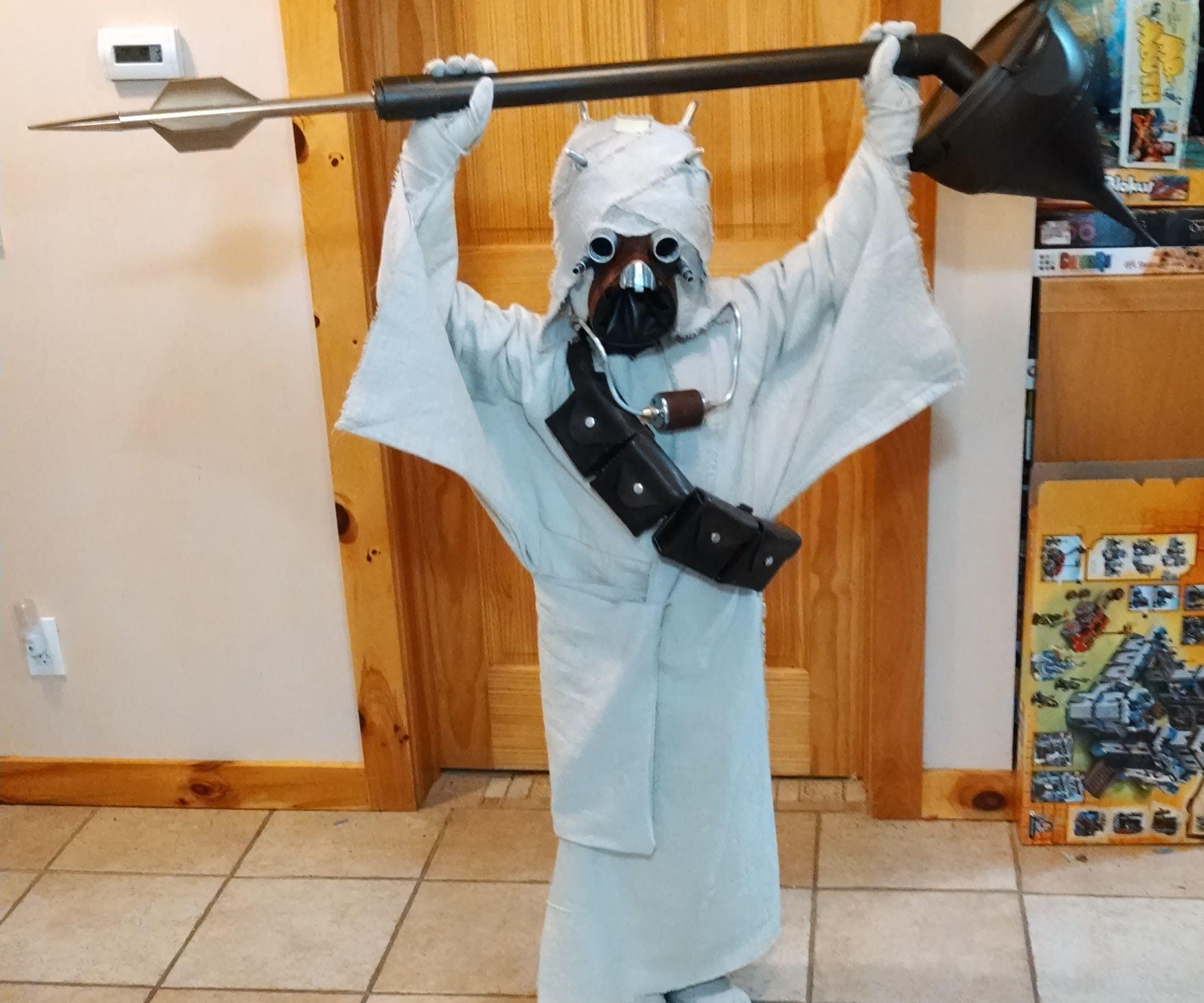 Tusken Raider/Sand Person Costume