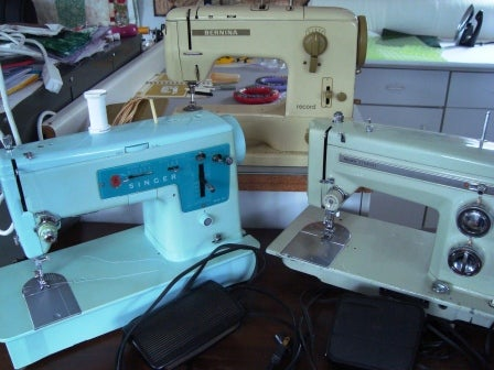 Old Sewing Machines Are Hidden Treasures!