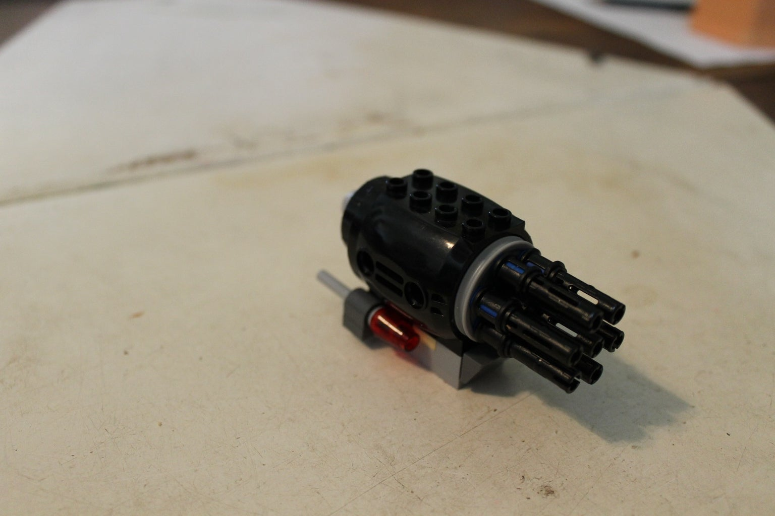 Lego Machine Gun Turret