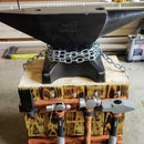 Custom Anvil Stand - No Welding Required