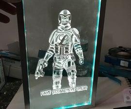Acrylic LED Sign