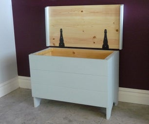 Make a Six Board Chest With Home Center Lumber