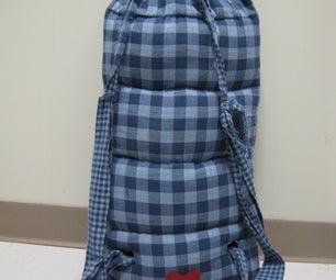 Indie Pillow Bag