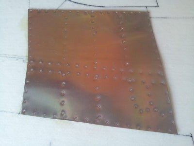 Detailing the Litho Plate