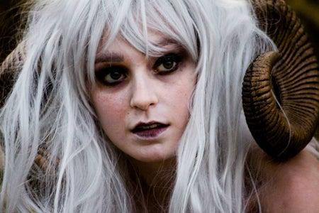 Seven Deadly Sins: Sloth Makeup Tutorial