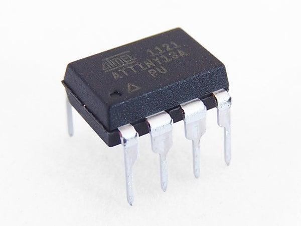 Programming an ATTiny13A Using Arduino & Servo Interpreter